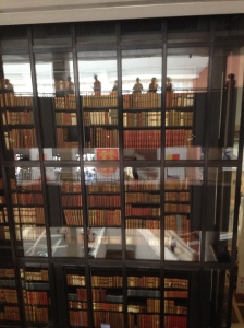 The King's Library at the British Library