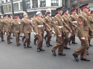 HM Armed Forces at the London Pride Parade