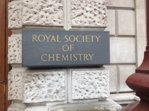Royal Society of Chemistry headquarters, Burlington House